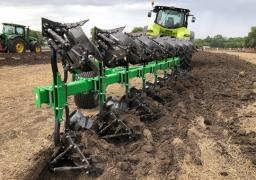 PON 7‒40+ reversible plough