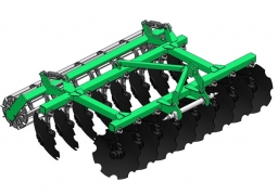PDL 2.6 Disc harrow of Veles Agro