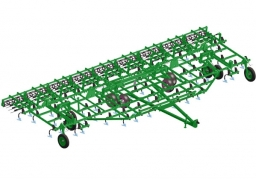 KPG 11 tow type cultivator of Veles Agro