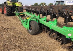 PON 7‒40+1 reversible plough