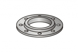 Flange working body PD ??Sealed