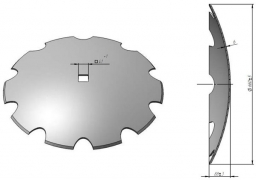 disc harrows Gregoire Besson