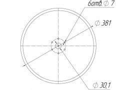 Notched disk Bellota 1981?15