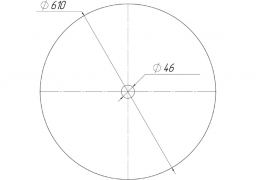Plain disk Sunflower